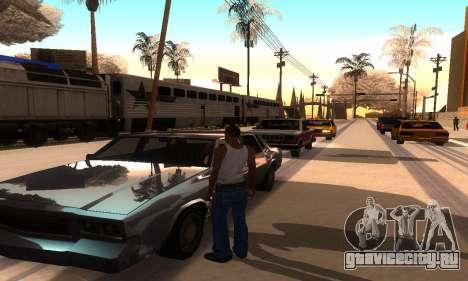 ENB Series для средних ПК для GTA San Andreas