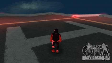 Замена бомжа v1 для GTA San Andreas третий скриншот