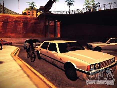 ENB Caramelo для GTA San Andreas девятый скриншот