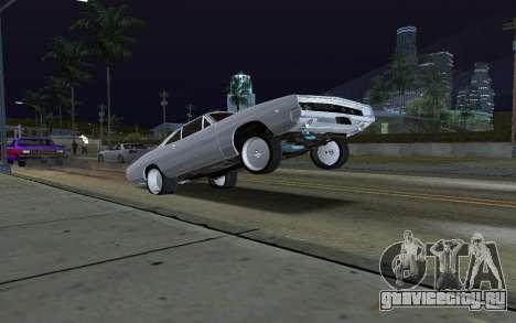 Мусорная Машина для GTA San Andreas