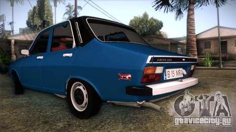 Dacia 1310TS 1981 для GTA San Andreas вид слева