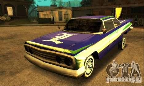 Luni Voodoo для GTA San Andreas