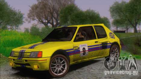 Wheels Pack v.2 для GTA San Andreas четвёртый скриншот