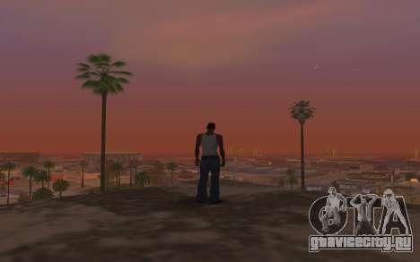 Timecyc & Colormod для GTA San Andreas пятый скриншот
