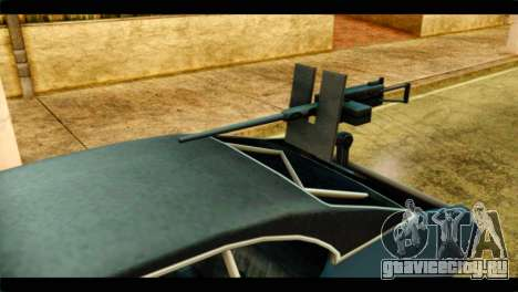 Clover Technical для GTA San Andreas вид справа