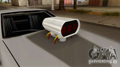 Buffalo Supercharged для GTA San Andreas вид справа