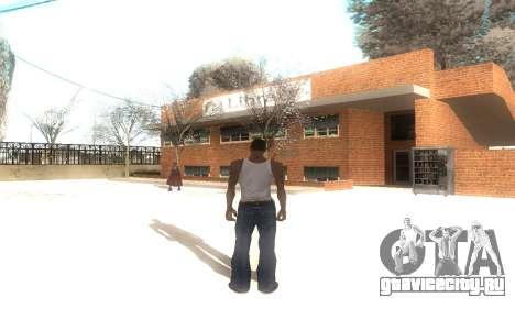 ENB Series v077 Light Effect для GTA San Andreas третий скриншот