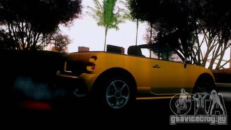 GTA 5 Weeny Issi IVF для GTA San Andreas вид слева