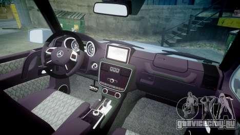 Mercedes-Benz B65 Brabus [ELS] для GTA 4 вид сзади