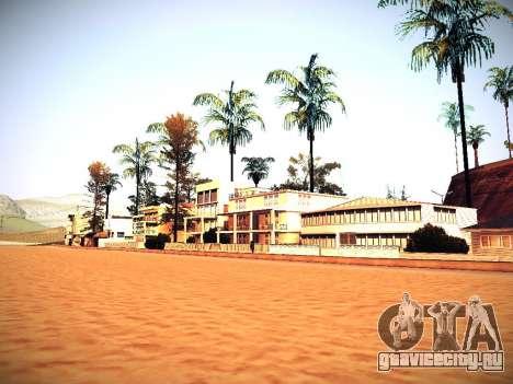ENB Caramelo для GTA San Andreas восьмой скриншот