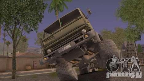 КамАЗ 43101 для GTA San Andreas