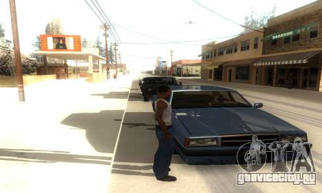 ENB Series v077 Light Effect для GTA San Andreas