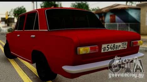 ВАЗ 2101 FOX для GTA San Andreas вид слева