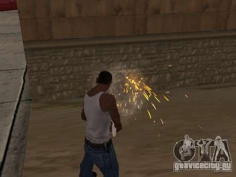 Overdose effects (без пыли) для GTA San Andreas второй скриншот