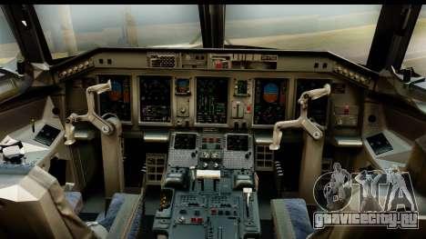 Embraer 175 PLL LOT Retro для GTA San Andreas вид справа