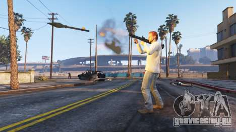 Ped Riot (Бунт жителей Лос-Сантоса) для GTA 5 третий скриншот