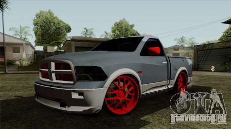 Dodge Ram QuickSilver для GTA San Andreas