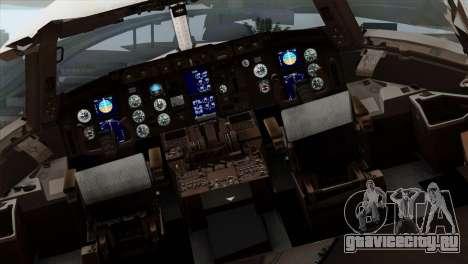Boeing KC-767 Japan Air Self-Defense Force для GTA San Andreas вид сзади