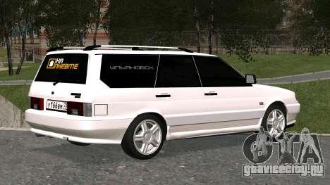 ВАЗ 2115 Универсал БПАN для GTA San Andreas вид слева