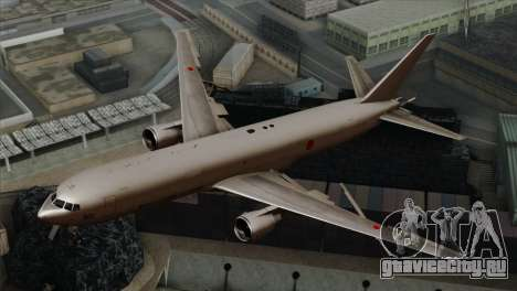 Boeing KC-767 Japan Air Self-Defense Force для GTA San Andreas