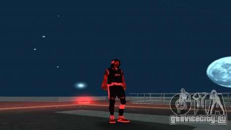 Замена бомжа v1 для GTA San Andreas второй скриншот
