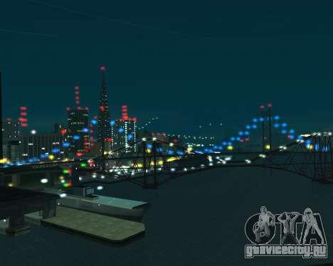 Project 2dfx 2.5 для GTA San Andreas четвёртый скриншот