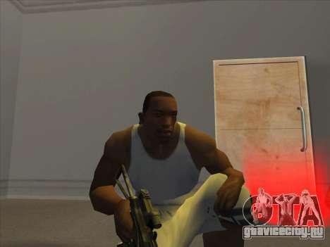 Отличные русские автоматы для GTA San Andreas третий скриншот