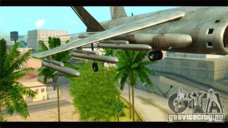 Mammoth Hydra v1 для GTA San Andreas вид справа