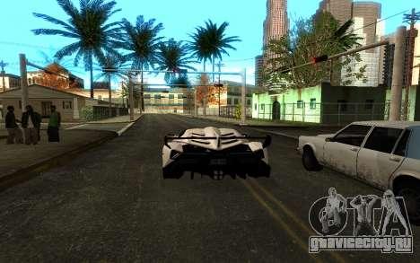 Colormod & ENBSeries для GTA San Andreas четвёртый скриншот