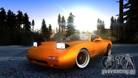 ZR-350 by Verone v.1 для GTA San Andreas