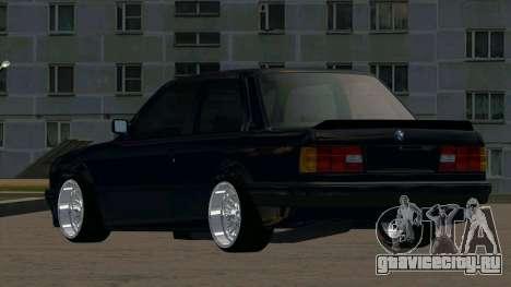 BMW M3 E30 для GTA San Andreas