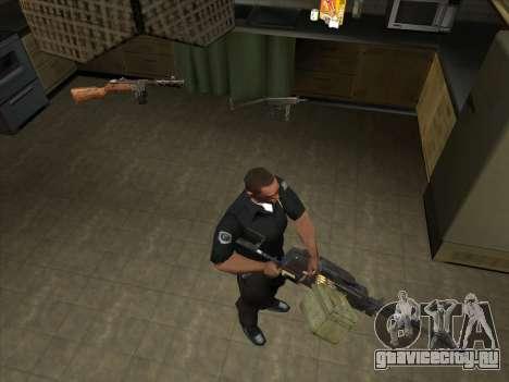 КОРД из Battelfield 2 для GTA San Andreas четвёртый скриншот