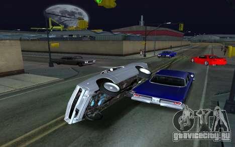 Мусорная Машина для GTA San Andreas второй скриншот