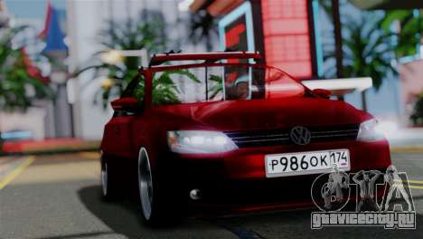 Volkswagen Jetta Stance для GTA San Andreas