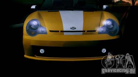 GTA 5 Weeny Issi IVF для GTA San Andreas вид справа