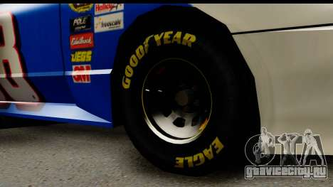 Elegy NASCAR для GTA San Andreas вид справа