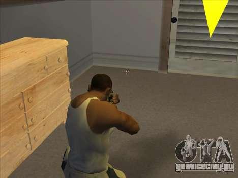 Отличные русские автоматы для GTA San Andreas пятый скриншот