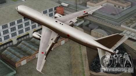 Boeing KC-767 Japan Air Self-Defense Force для GTA San Andreas вид слева