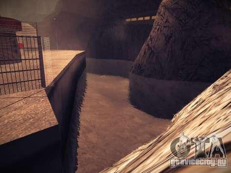 ENB Caramelo для GTA San Andreas третий скриншот