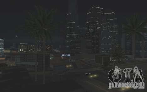 Colormod & ENBSeries для GTA San Andreas третий скриншот