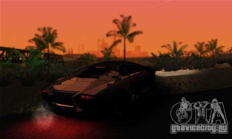 Trigga Snupes ENB для GTA San Andreas пятый скриншот