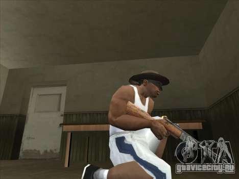 Отличные русские автоматы для GTA San Andreas шестой скриншот