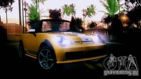 GTA 5 Weeny Issi IVF для GTA San Andreas