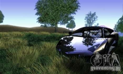 Trigga Snupes ENB для GTA San Andreas второй скриншот