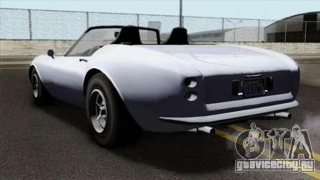 GTA 5 Grotti Stinger v2 IVF для GTA San Andreas