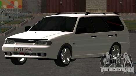 ВАЗ 2115 Универсал БПАN для GTA San Andreas