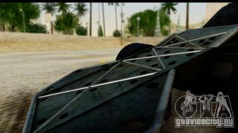 Flip Car 2012 для GTA San Andreas вид справа