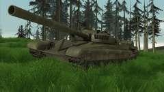 Т-72 для GTA San Andreas