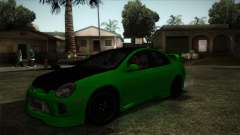 Dodge Neon SRT-4 Custom 2006 для GTA San Andreas