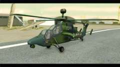 Eurocopter Tiger Polish Air Force для GTA San Andreas